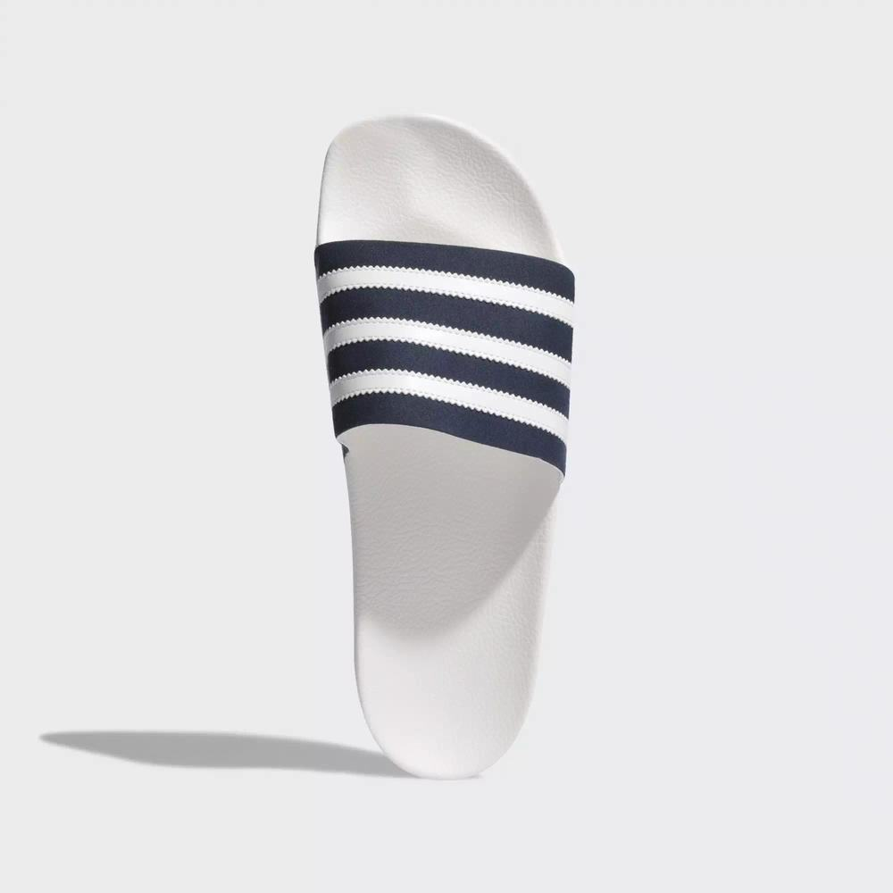Adidas Adilette Mens Slides/Slippers - Blue