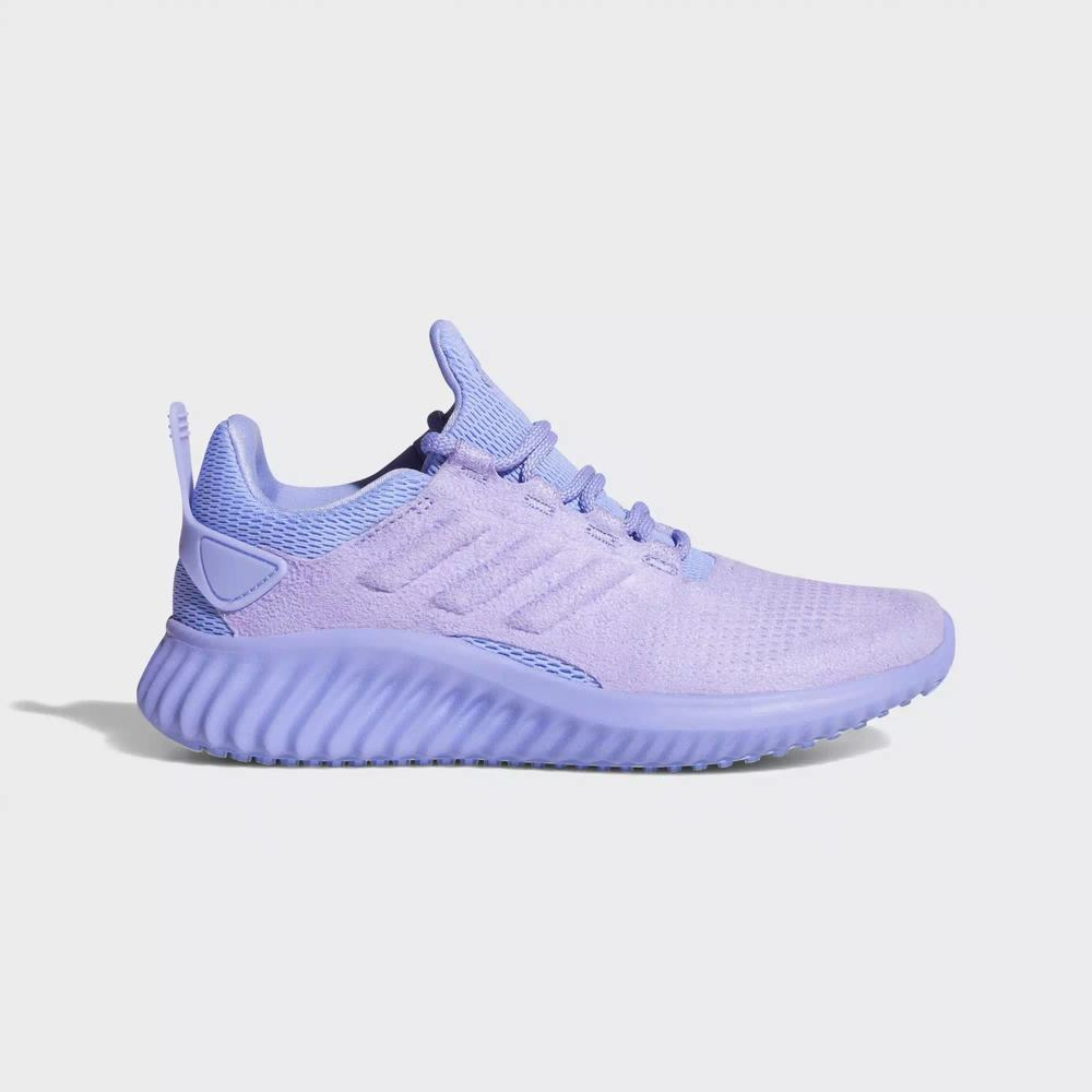 Adidas Alphabounce City Girls Running Shoes - Purple
