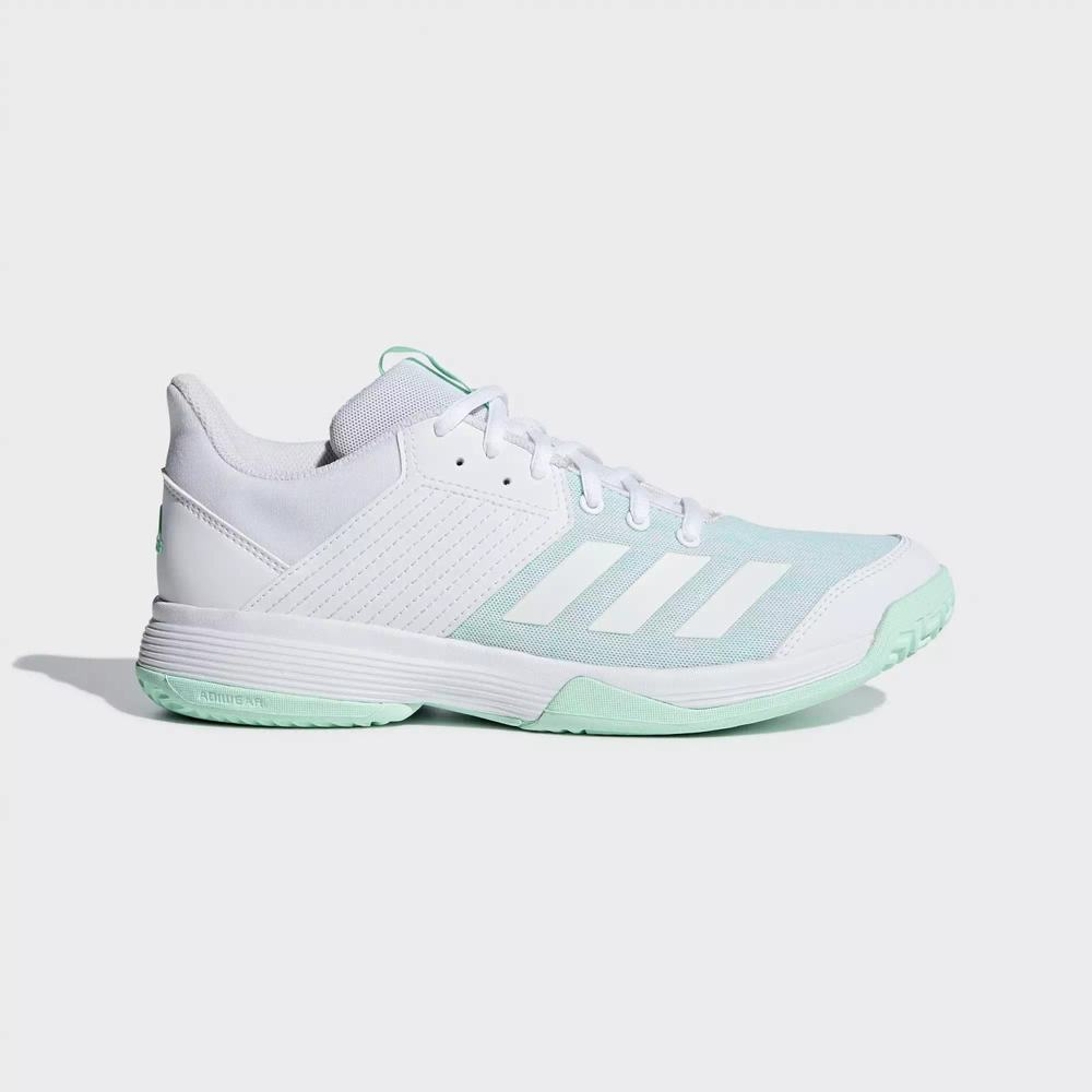 Adidas Ligra 6 Womens Volleyball Shoes - White