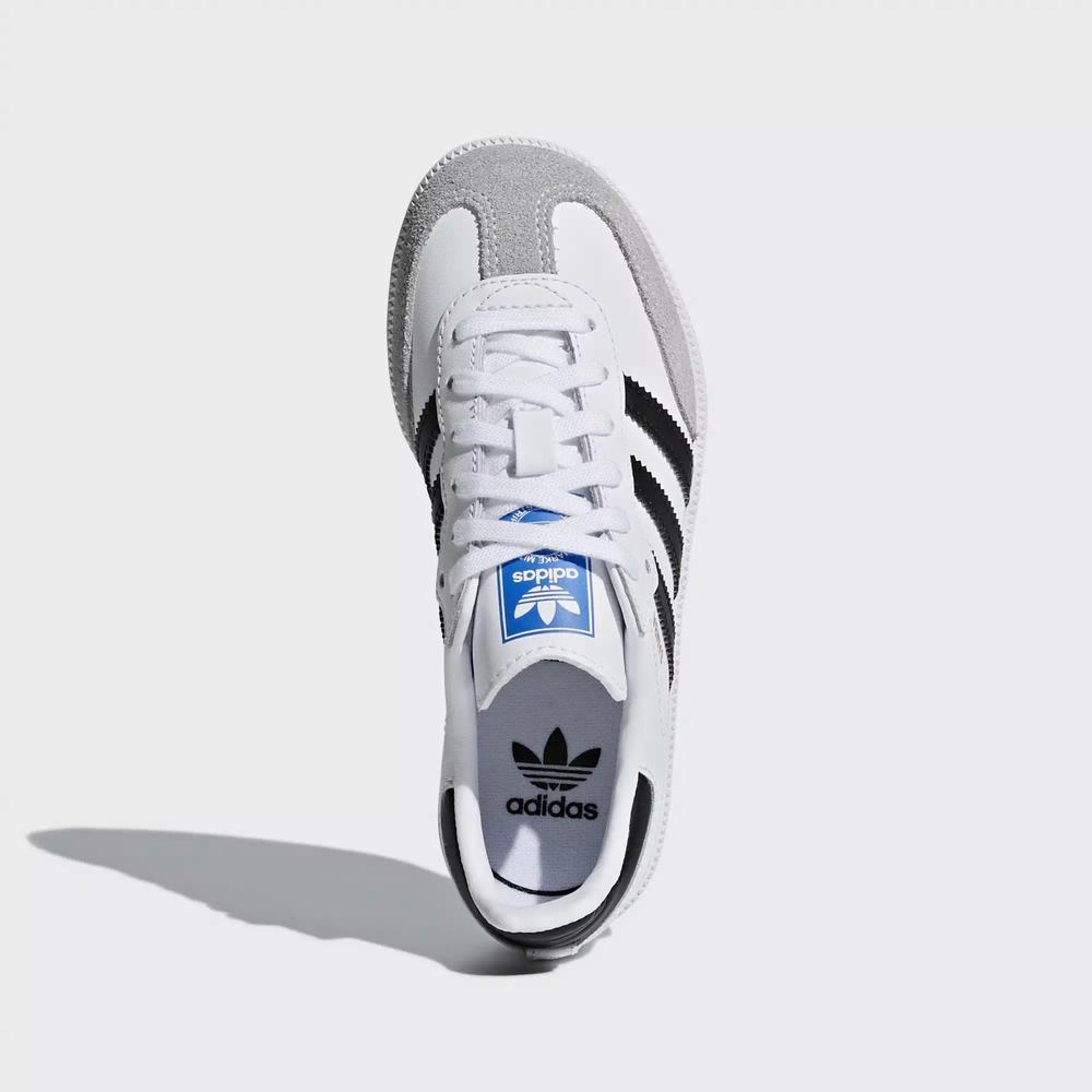 Adidas Samba OG Girls Shoes - White